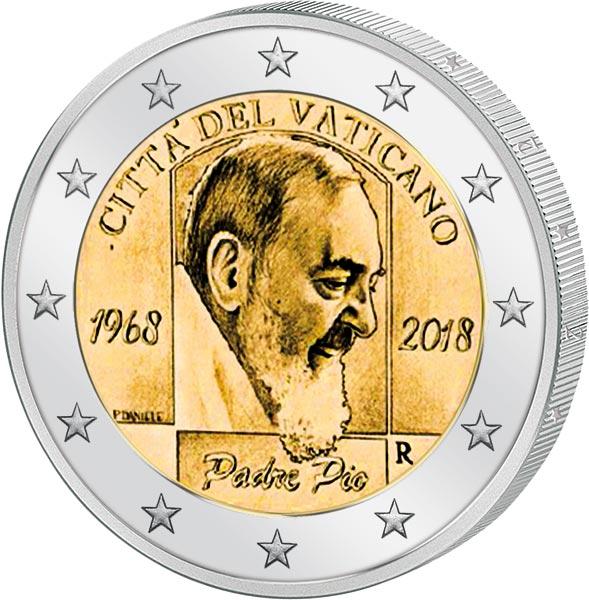 2 Euro Münzen Vatikan Kaufen 2 Vatikan Reppade