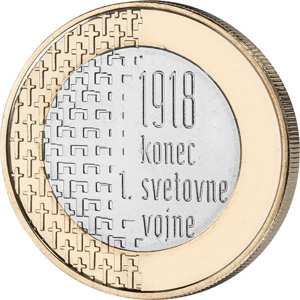 Slowenien Euro Euromünzen Aus Slowenien Reppa