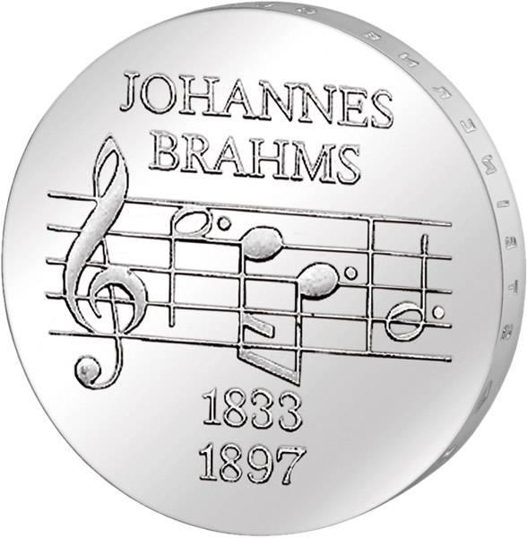 5 Mark Johannes Brahms