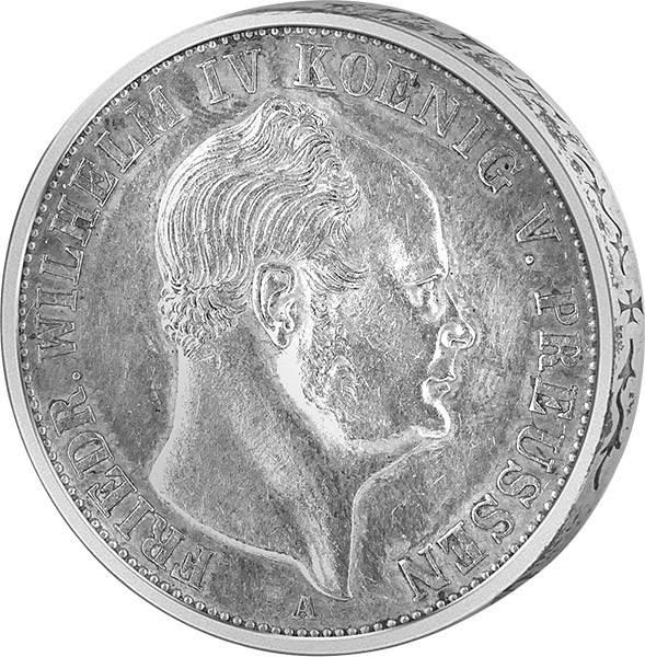 Ausbeutetaler Friedrich Wilhelm IV.