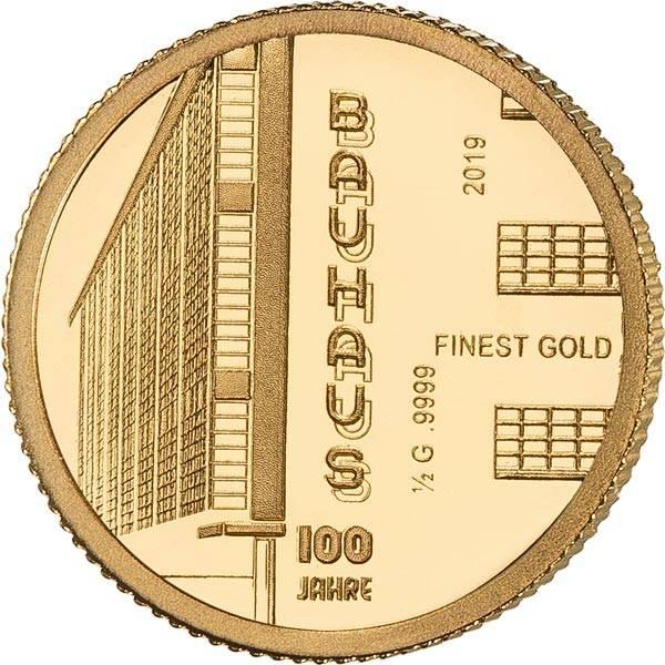 100 Francs Mali 100 Jahre Bauhaus 2019
