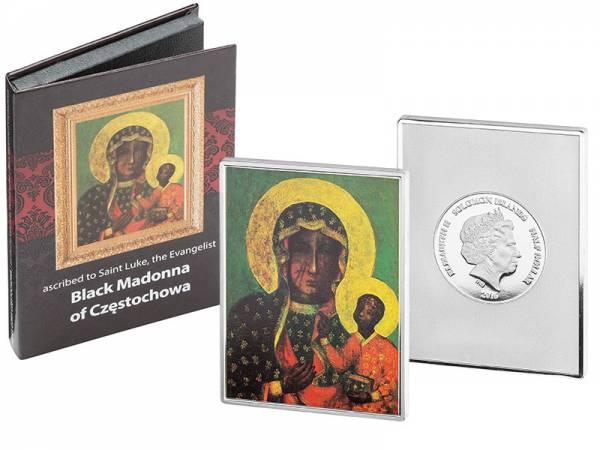 1/2 Dollar Salomonen Schwarze Madonna 2016