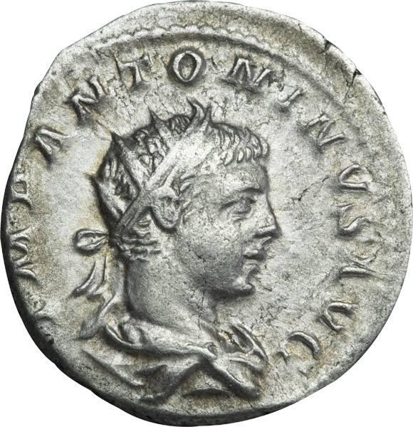Antonanien Elagabalus 218-222