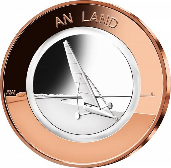 10 Euro BRD An Land 2020